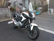 MT-07・SEROW250 de 行こう!