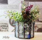 アトリエAkika ステンドグラス・天然石アクセサリー