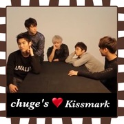chuge's ♥ kissmark
