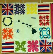 Traditional Hawaiian Quilt
