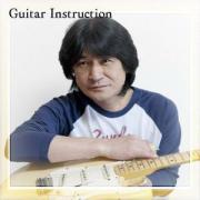 ギター上達の道練馬のギター講師と生徒のレッスン風景