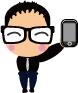 iPod touchの宮迫さんのプロフィール