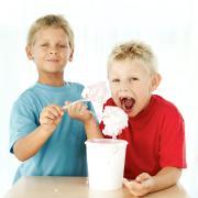 アイス食べたい!