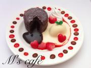 ☆スイーツデコdiary☆〜M's Cafe〜