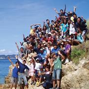 無人島一週間自給自足生活挑戦 チャレンジアイランド