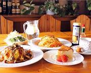 北海道・日高の国道沿いのレストラン