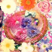 ハンドメイド,刺繍,コスメ,美容,韓国,etc…**