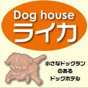 dog house ライカの日常