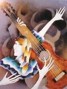 美術館?ア-トギャラリ-・ ティーサロン・ギター教室