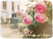 Angeの日記 アンティーク シャビー Garden