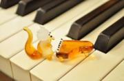 ピアノとネコと私...