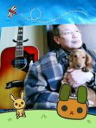 ♪ギター大好きオヤジkanouyaと愛犬wan♪