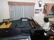 ピアノレッスン! 楽しくレッスン!