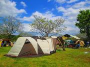 キャンプが大好き