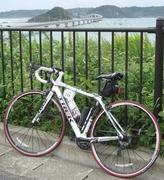 曇りのち自転車 (ところにより坂?)