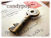 candypopブログ