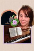 ピアノ講師Yumiさんのプロフィール