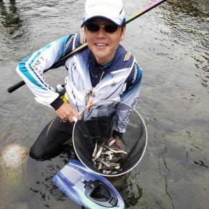 甲州の渓流釣りバカ日誌