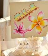 CILA art salon&Chalk Art School