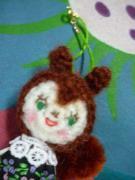 かぎ針編み人形 mike*mike doll