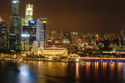 シンガポール旅行当選記