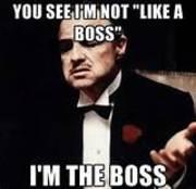 ボスさんのプロフィール
