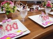 Party Table Coordinate〜T-Style
