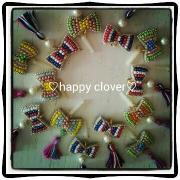 ハンドメイド♪*アクセサリー♬*clover