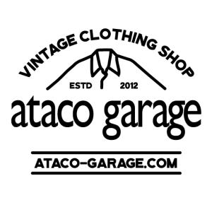 古着屋ataco garageのブログ