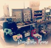 ○o。kimukimu home-チョキチョキときどきDIY。o○