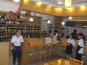 大連開発区五彩城の日本料理レストラン金木屋