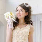 結婚ドレスのトータルコーデ♪花嫁様・ゲストの方