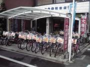 激安中古自転車販売店