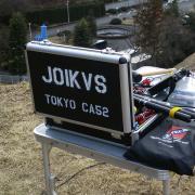 アマチュア無線局 JO1KVS
