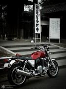 CB1100 photography
