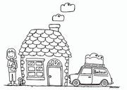 小さなパン屋 Bonheur ボナール