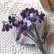 はなり 布の花、あれこれ