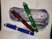 万年筆と文具と病気と私