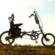 自転車SanPo*そらを眺めながら走ろう