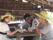 ミャンマー、ヤンゴン、レーダン住み