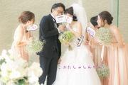 先輩花嫁の結婚式アイテム写真がいっぱい☆