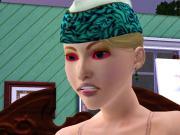 ちょっと前のことをいまさらかくブログ-the sims3-