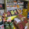 奈良〜果物市番屋のえび