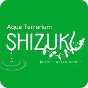 """アクアテラリウム""""SHIZUKU""""  -緑の雫-"""