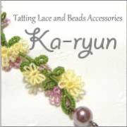 Ka-ryun〜タティングレースのアクセサリー〜