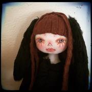 maggy*naggy - handmade doll -