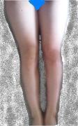 脚痩せ願望MAXの21歳、瑠璃華の実践blog