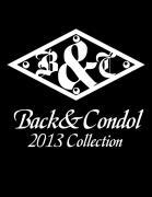Back&Condolさんのプロフィール