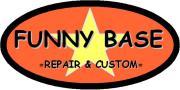 FUNNY BASEのリペアブログ