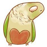 MONSAN〜ゆるめの鳥イラストBlog